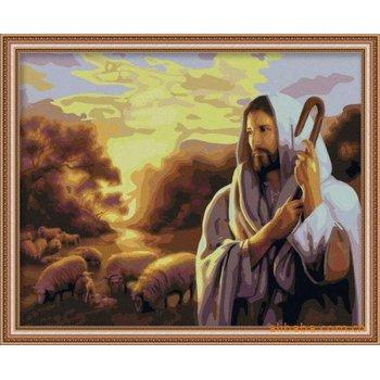 Gott design malerei auf leinwand g026 neuen stil malen nach zahlen