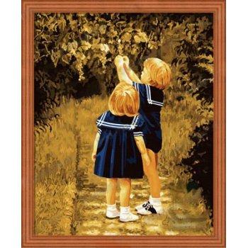 g052 kinder foto dersign malerei auf leinwand gute qualität diy Öl malen nach zahlen
