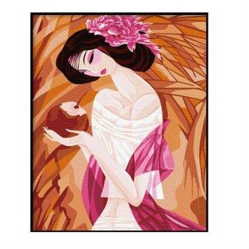 großhandel diy malerei modren frauen bild malerei nackte frauen Ölgemälde