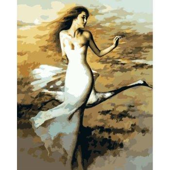 Frauen foto diy digitalen malen nach zahlen, neue Ölgemälde kunst, kunst lieferanten