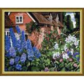 paintboy malen heißer verkauf Landschaft handwerk geschenk färbung von zahlen diy großhandel kunstbedarf