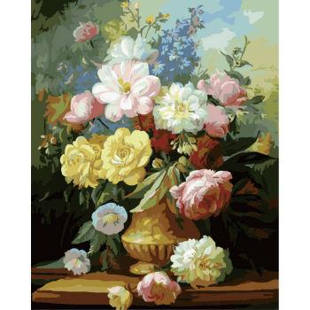 Malen mit zahlen- en71-3- astmd- 4236 acrylfarbe malen- junge