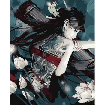 Diy malerei mit zahlen- en71-3- astmd- 4236 acrylfarbe malen- junge