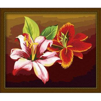 Blume Ölgemälde paintboy/40*50cm digitales Ölgemälde