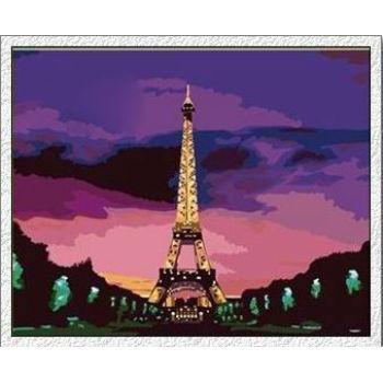 Paris design diy malen mit zahlen- en71-3- astmd- 4236 acrylfarbe- Lack Junge 40*50cm