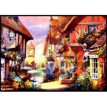 Diy Ölbild von Zahlen- en71-3- astmd- 4236 acrylfarbe- Lack Junge 40*50cm g098