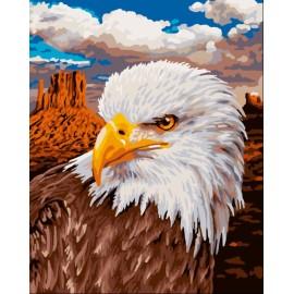 Diy Ölbilder nach zahlen- Ölgemälde für anfänger- Leinwand Ölgemälde gesetzt tier-design- DIY kunst gesetzt