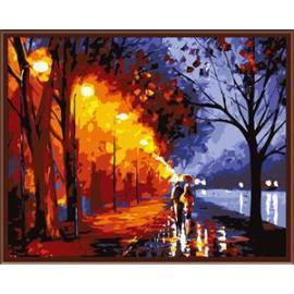 malen nach zahlen für haus dekoration auf leinwand Ölgemälde