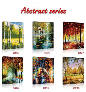 Paintboy brand yiwu manufactor house decoration diy abstract painting by number kits