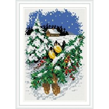 wand kunst handwerk weihnachten diamant malerei für geschenk verwenden cz016