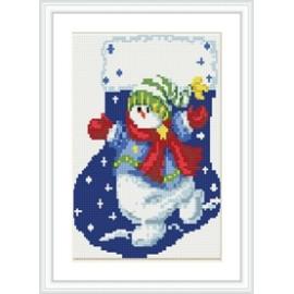 Cz003 oem weihnachts-design 20*30 diy diamant malerei
