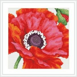 Pintura del diamante bricolaje flor de la decoración del hogar HZ016