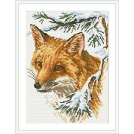 Diy kunst 2.5mm runden Diamanten malerei für großhandel tier Wolf bild rz038