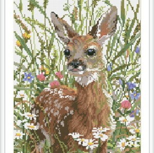 diy art diamond painting animal picture GZ081