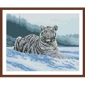 diy diamant Zuhause leinwand malerei tier tiger foto gz084