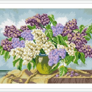 DIY diamond home canvas painting hot flower photo GZ090