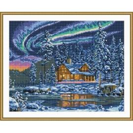 5d neue heiße verkauf diy kristall diamond mosaik malerei abstrakt Dorf landschaft gz056