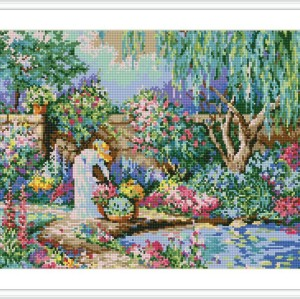 diamond mosaic painting factory new hot landscape photo GZ101