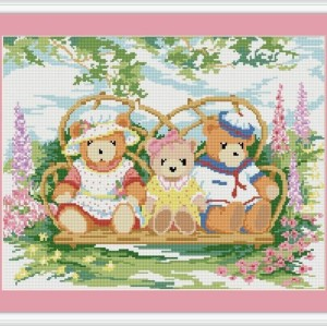 flower picture new hot sale diy crystal diamond mosaic painting GZ061