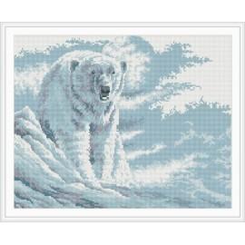 eisbär mosaik diamant malerei wohnkultur gz076