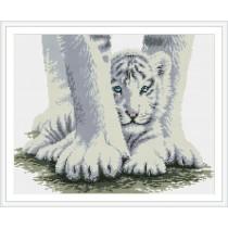 diy diamond painting animal picture art suppliers GZ082