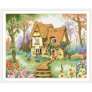 Alta calidad del diamante bricolaje pintura con imagen de la flor para sala de estar decoración GZ112