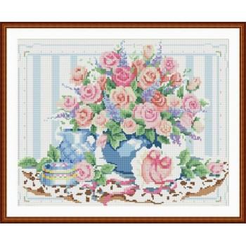 blume bild neue heiße verkauf diy kristall diamant mosaikmalerei gz060