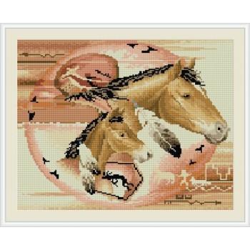 diamant malerei pferd bild yiwu fabrik gz067