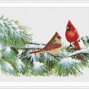 2.5mm round diamond painting with bird picture home decor GZ010