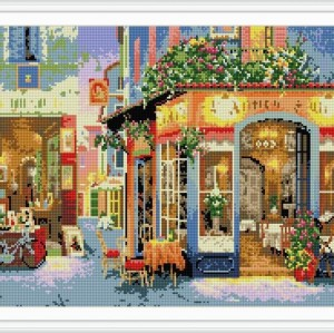city landscape diy diamond painting for room decoration 2015 new hot photo GZ034