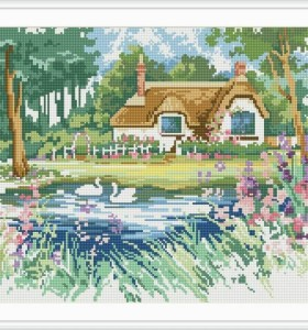 new diy diamond painting by number 2015 new hot photo yiwu factory GZ042