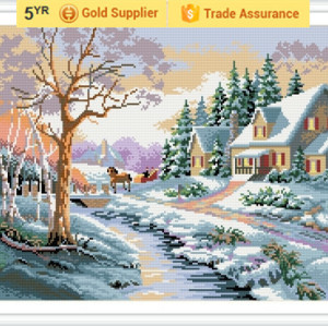 GZ176 landscape 2.5mm high quality Diy 5D diamond painting