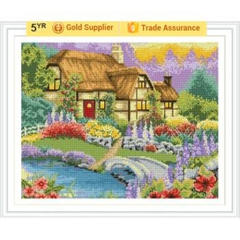 gz192 oem paintboy room decor schöne Haus guter Qualität diy mosaikmalerei