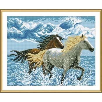 gz126 oem paintboy pferd round diamant malerei sets für hochzeit