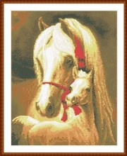 GZ132 OEM paintboy horse round diamond painting sets for wedding