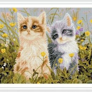 GZ252 cat design diamond painting diy art for wall decor