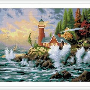 GZ242 full design canvas diamond painting for home decor