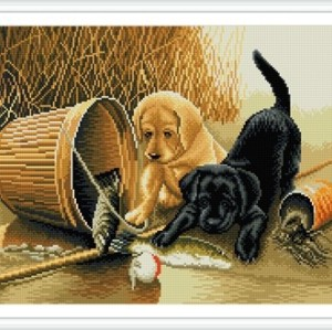 GZ245 hot dog photo full diamond painting on canvas