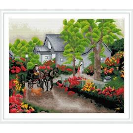 gz240 neues produkt handwerk diampond malen mit zahlen für weihnachtsgeschenk