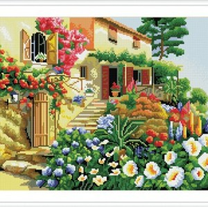 GZ259 landscape diamond embroidery painting for living room decor
