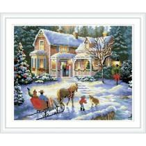 GZ276 christmas design diamond painting for gift use