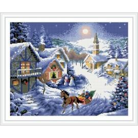 gz275 volle partern weihnachten diamant malerei für wohnkultur