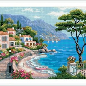 GZ235 wall art full diamond painting on canvas