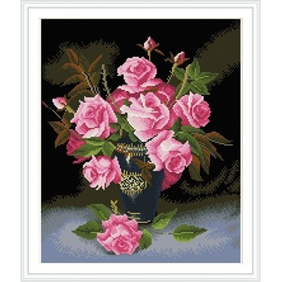 2015 new hot flower paint boy diamond painting for home decor GZ324