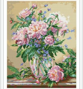 GZ149 classical flower framed new design 5D diy diamond painting