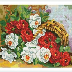 paint boy flower full pattern diamond painting for wall decor GZ348