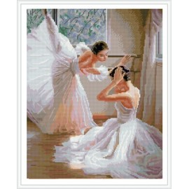 ballerina diy diamant malerei für wohnkultur gz353