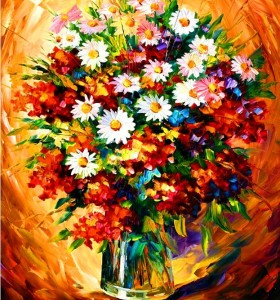 flower daisy diy diamond painting for home decor GZ368