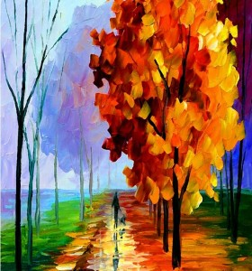 paintboy abstract tree diamond painting GZ374