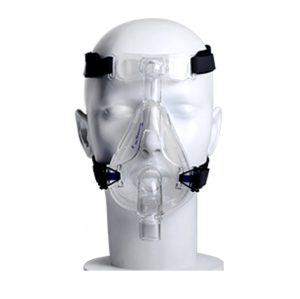 Full face type cpap mask